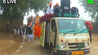 gurudwara chormar sahib nagar kirtan 2018 k haryana