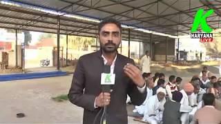 भाखडा नहर से नए लिंक चैनल की मांग को लेकर गांव केहरवाला के लोग हुए एकजुट बनाई कमेटी k haryana