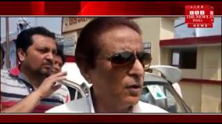 [UTTAR PRADESH]/ Azam Khan has just attacked the recent Dalit performance.