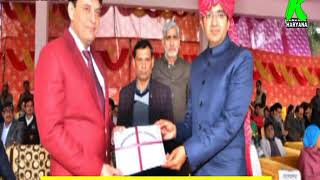 Ellenabad Advocate virender bhadu got a appreciation letter k haryana