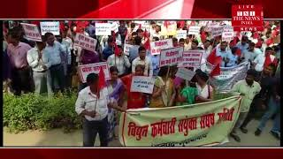 [Moradabad News] In Moradabad, electric cricketer took out a huge rally./THE NEWS INDIA