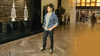 Sidharth Malhotra At Kiara Advani's Grand Birthday Bash