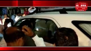 [MADHYA PRADESH]/Digvijay Singh arrives in Malwa by completing Narmada yatraTHE NEWS INDIA