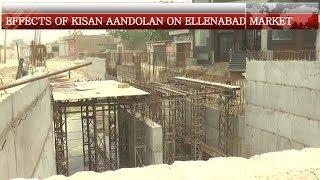 एलनाबाद में नोहर रोड पर बनने वाले रेलवे अंडर ब्रिज का काम क्यों नहीं पूरा हो पा रहा देखिये रिपोर्ट