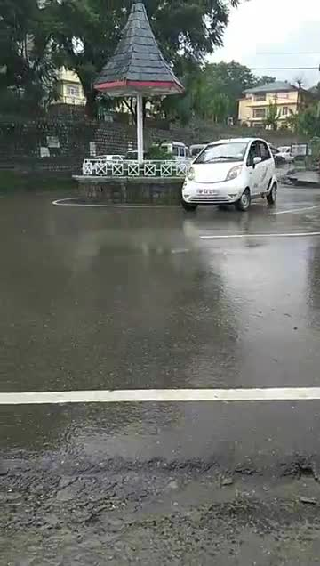Dharamshala Palampur Road - Monsoons