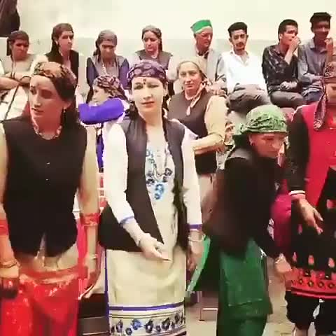 Himachali Nati At Its Best - Video by Shruti Rajta
