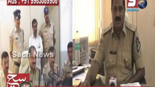 FAKE BABA ARRESTED FOR CHEATING IN BLACK MAGIC IN REIN BAZAR PS LIMITS, HYD.