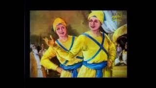 Saka Sirhind | Main Suba Sirhind Da | Narinder Biba | Punjabi Classical Devotional