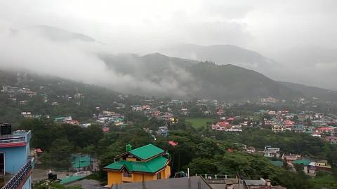 Dharamshala Monsoons live