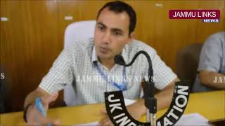 DDC Udhampur reviews implementation of Power related Central Schemes