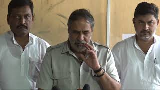 AICC Press Briefing By Anand Sharma on Draft of Assam's National Register of Citizens