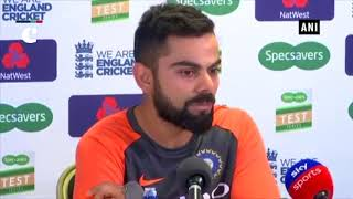 Ind vs Eng: Everyone is in a good space, says skipper Virat Kohli