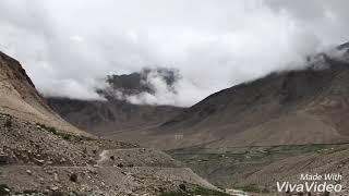 Leh Road Trip Timelapse   #wravelerforlife