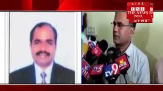 [Hyderabad] Hyderabad Bureau raid on residence of Metropolitan Sessions Judge Radha Krishna Murthy