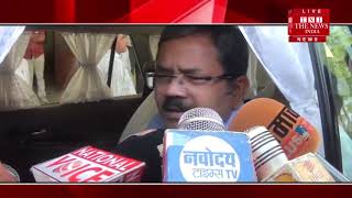 [Agra News] MP Chaudhary Babulal complains to the District Magistrate Agra Gaurav Dayal
