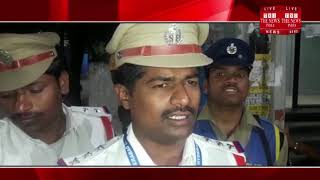 Traffic police in Hyderabad checked under drink and drive campaign THE NEWS INDIA