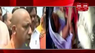 13 students killed in Kusinagar school van passenger train in Uttar Pradesh THE NEWS INDIA