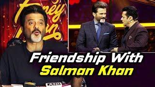 Anil Kapoor Talks On Friendship With Salman Khan | Dus Ka Dum | Fanney Khan Promotion