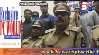 50 lakhs Rupees Duplicate  Harmful food item recovered by Task froce Hyderabad | @ SACH NEWS |