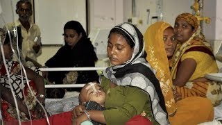 33 Childrens Died In 48 Hours In Hospital At Gorakpur Up    @ SACH NEWS  