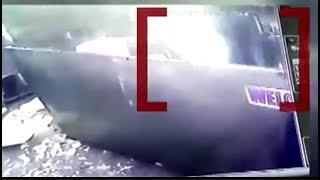 Gas cylinder blast injures 2 in Himayatnagar Adarsh Cafe | @ SACH NEWS |