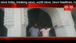 After the idol of the in closed mosque two days ago in Hyderabad itwill now be prayed THE NEWS INDIA