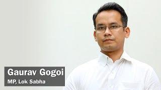 Gaurav Gogoi Speaks on Draft of Assam's National Register of Citizens
