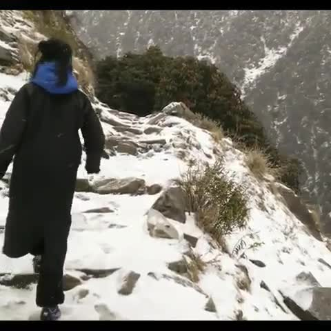 Triund Trek in Winters - Winter is coming - Tag your friends and tell them to visit
