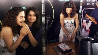 Taapsee Pannu LAUNCHES Her Own App On Her Birthday