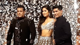 Salman Khan & Katrina Kaif Walked a Ramp For Manish Malhotra 13 Years - Madhuri,Janhvi,Sara Ali Khan