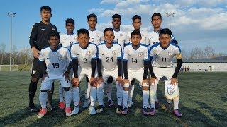 India U16 vs Jordan U16  ||  WAFF U16  Championship 1st half  || Live !! in Full HD with commentary