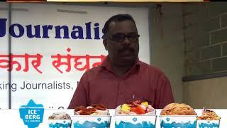 Goan Journalist Pay Tribute To Lokmanya TIlak On His 98th Death Anniversary