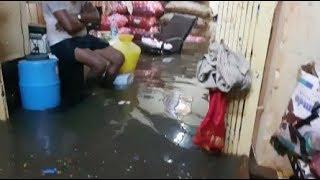 Due To Heavy Rain Hyderabad Faced A Big Problem | @ SACH NEWS |