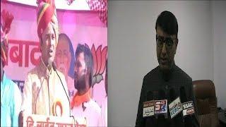 Amjadullah Khan Replay To Bjp Mla Sangeet Som On The Issue Of Taj Mahal | @ SACH NEWS |