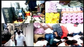 36 Members Arrested With 23 Lakhs And Hukka Pots By Hyderabad North Zone Task Force.