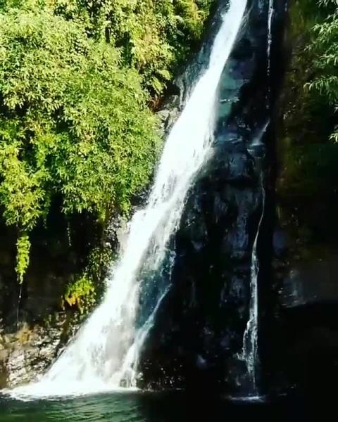 Bhagsu Waterfall - Dharamshala - Abhinav
