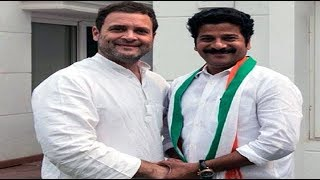 Revanth Reddy Joins Congress | And Speaks Up After Joining The Party | @ SACH NEWS |
