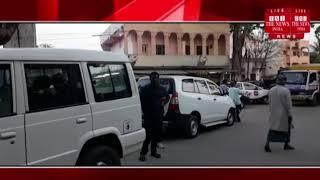 Cardon search operation operated last night inside Kulsum Purn, Sabji Mandi, Indira Nagar, Hyderabad