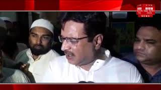 [ Hyderabad News ] MIM विधायक ने थाने में घुसकर की पिटाई, रेप की कोशिश करने का था आरोप