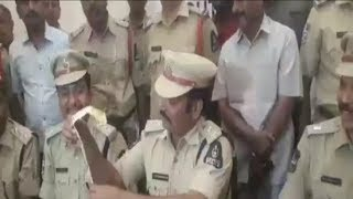 Dcp South Zone | South zone Police arrested 15 shop keepers For Selling Illegal Gutka.