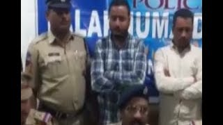 Attack On Rerporter By Rowdy Shetters Of old City | Rowdy Shetters Arrested By Falaknuma Police.