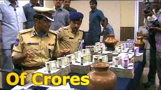 Rice Pulling Bowl Cost Of Crores | Rice Pulling Gang Busted By Hyderabad City Police |