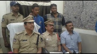Girl Kidnaped And Raped By Her Boyfriend In Hyderabad | Boyfriend Arrested By Police |