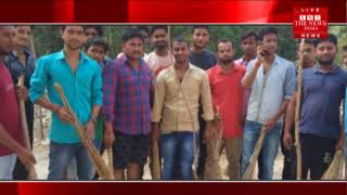 [ Gonda News ] Sanjay Sanprayan campaign launched in Baba Baleshwar Nath temple of Gonda