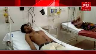 [ Kannauj News ] Dinajhadak badkas in Kannauj shot the young man. / THE NEWS INDIA