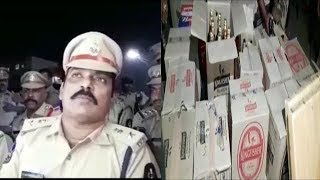 Cardon Search Operation Held At Pardiwada South Zone | Dcp South Zone Speaks Up |