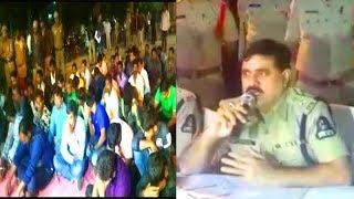 Rowdy Shetters Taken Under Custody | Cardon Search in West Zone Hyderabad |