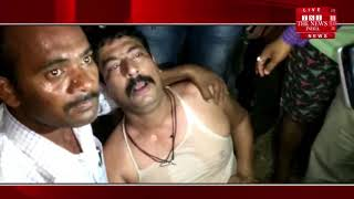 [ Ballia  News ] Yogi police foiled in Ballia badly beaten to BJP worker