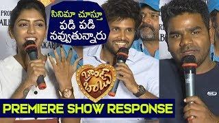 Brand Babu Premiere Show Response   Brand Babu Movie Talk   Sumanth Shailendra, Eesha Rebba, Maruthi