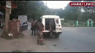 2 terrorists gunned down by security forces in Kashmir